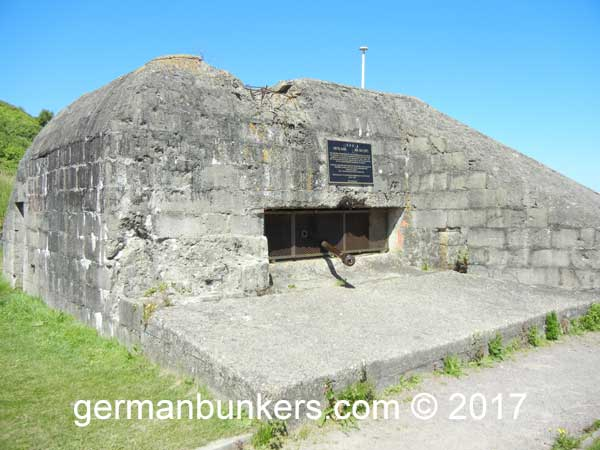 normandy d day german bunkers in normandy france
