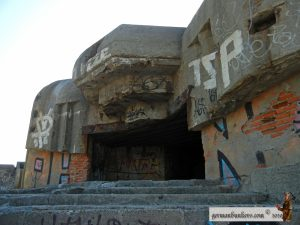 R671 bunker Malo Terminus